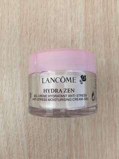 [包郵] Lancome Hydra Zen Anti-Stress Moisturising Cream-Gel (Sample 試用裝)