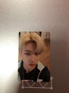 NCT 2018 Empathy Jisung Photocard