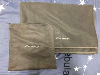 🤟Amber撿便宜-Camry車用收納毛毯