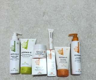 🚚 Derma.e products