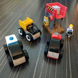 Diggers Boy Toys