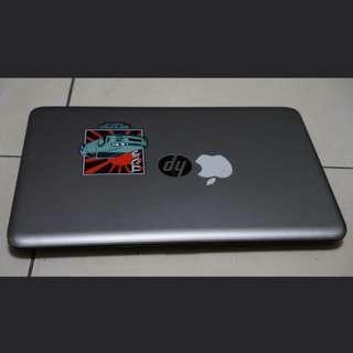 15.6 inch Laptop Hp Pavilion AMD A8-7400 RAM 4GB RADEON R5 BATTERY GOOD CONDITION