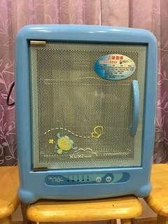 🚚 飛利浦紫外線奶瓶消毒機(烘碗機)