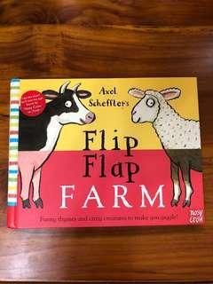 🚚 Axel Scheffler's Flip Flap Farm
