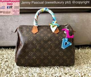 LV SPEEDY30 MONOGRAM