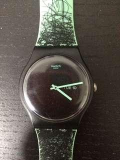 Limited Edition Swatch By Anne Flore Marxer