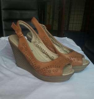 Wedge 4inch heels