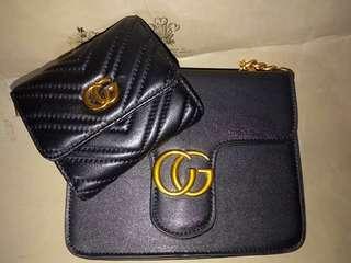 大特價品Gucci 小方包跨包 鍊包