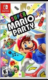 收 Switch Mario Party 250