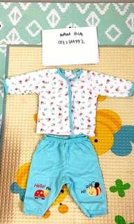 Preloved Tolly Jolly Newborn clothes