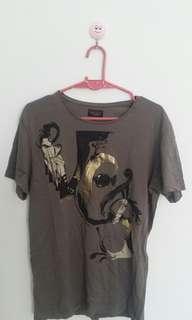 T shirt ZARA men