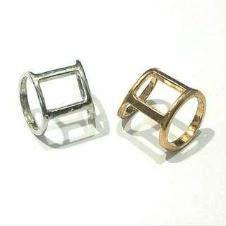 🚚 CLEARANCE SALE! Gold / Silver Minimalist Ring