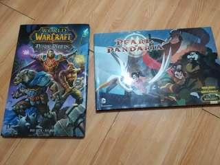 2 for 1k: World of Warcraft HC Comics
