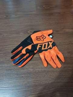 New FOX Dirtpaw Bicycle Glove Motorcycle Motorbike Bike Offroad Trail Enduro Downhill DH Orange Size M