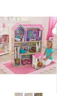 Barbie Doll House Toys Games Carousell Singapore