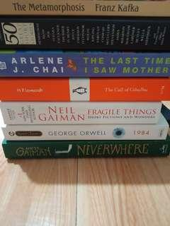 P200 each: TPB Books
