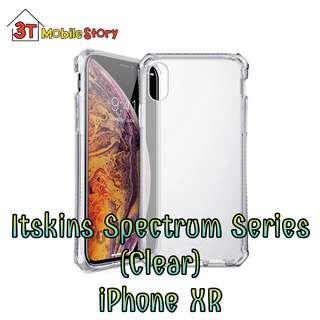 🚚 Itskins Spectrum Series (Clear) for iPhone XR