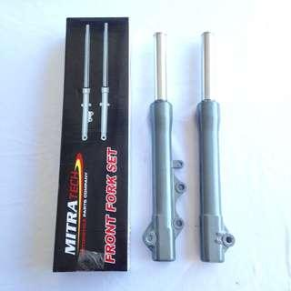 New Fork For Yamaha 125z Brand Mitra Tech Original Replacement Part