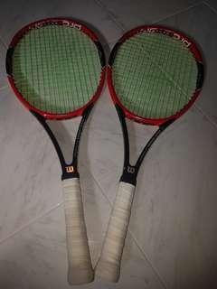 🚚 Tennis rackets
