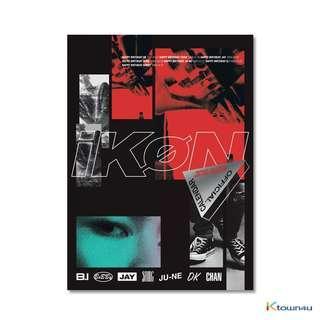 🚚 iKON - 2019 OFFICIAL CALENDAR
