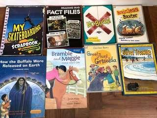 🚚 Assortment of story books