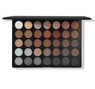 MORPHE 35K eyeshadow palette