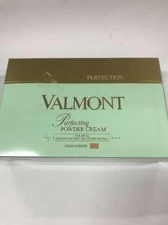 VALMONT Perfecting Powder Cream霜潤亮顏修護粉餅粉底
