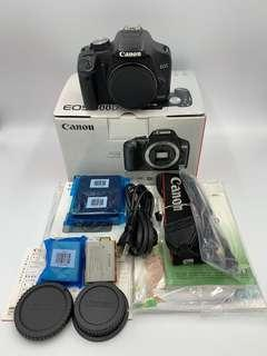 🚚 二手Canon 500D Body 單機身 DSLR