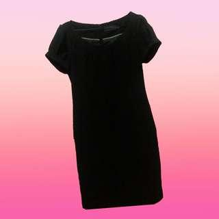 Dress Invio (hitam)