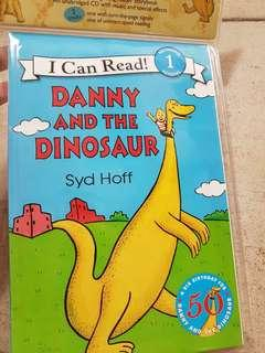 🚚 Danny and the dinosaur book