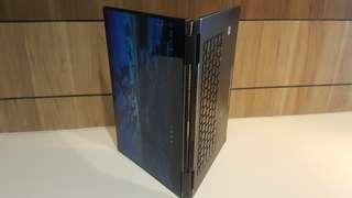 Lenovo Yoga core i5 6th gen 256gb ssd 8gb ram fullhd