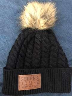 Selena Gomez beanie hat