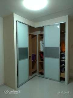Rooms for rent near KTP hospital