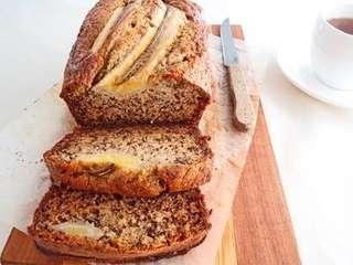 Kek Pisang Moist / Moist Banana cake