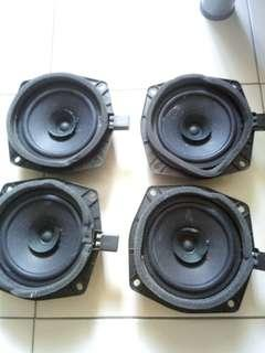 Mitsubishi Stock Speakers