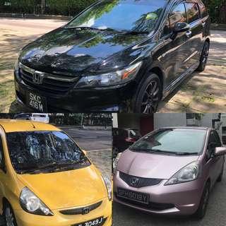No Contract Car Rental