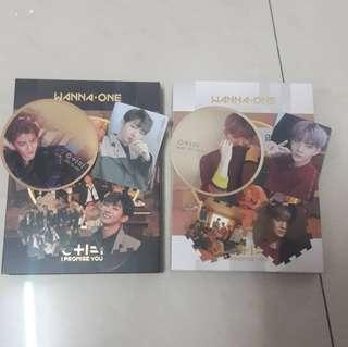[WTS] WANNA ONE - I PROMISE YOU UNSEALED