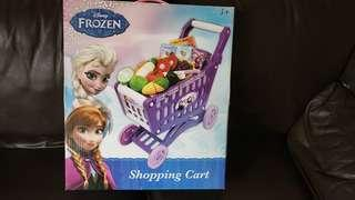 Disney Frozen Shopping Cart