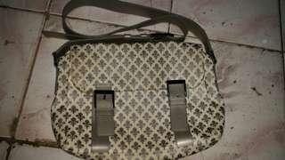 Patrick cox messenger laptop bag