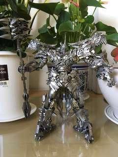 Transformers Studio Series Grimlock with DNA Upgrade kit [Custom]