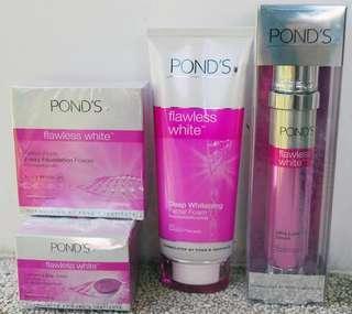 Pond's Flawless White Set