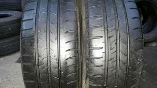彰化員林 中古輪胎 二手輪胎 205 65 15 米其林實體店面免費安裝