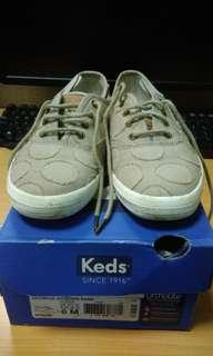sneaker keds ch circle jacquard khaki size 36