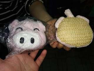 🚚 健康豬沐浴球
