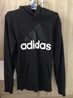 Authentic Adidas Hoodie (Size XS)