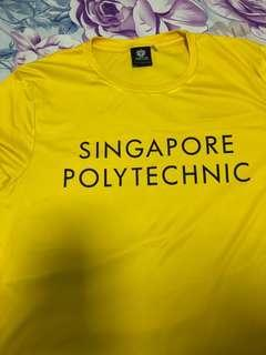 singapore poly athlete shirt