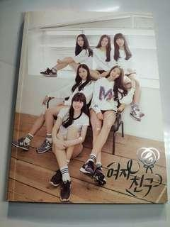 Gfriend 1st Mini Album (Season of Glass)