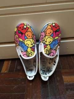Mr Men and Little Miss Kids Shoes