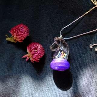 【下雪夜晚】項鏈 Necklace Emma Tam Accessories Snow 雪花 情人節