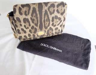 Authentic preloved dolce & gabbana bag